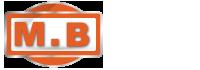 MB Plastics logo