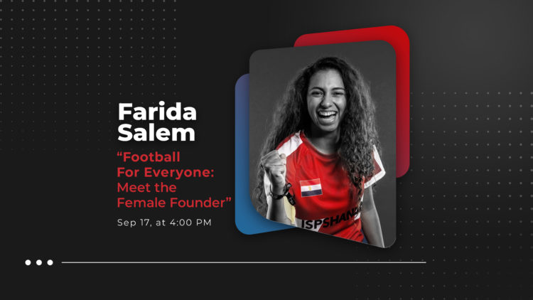 El Manasa Meet the female founderr