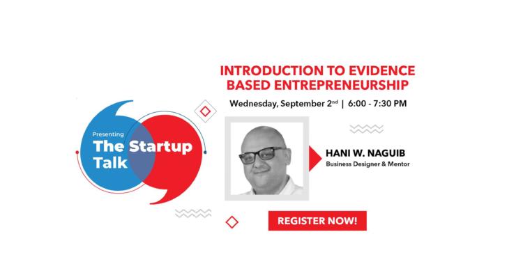 Evidence Based Entrepreneurship