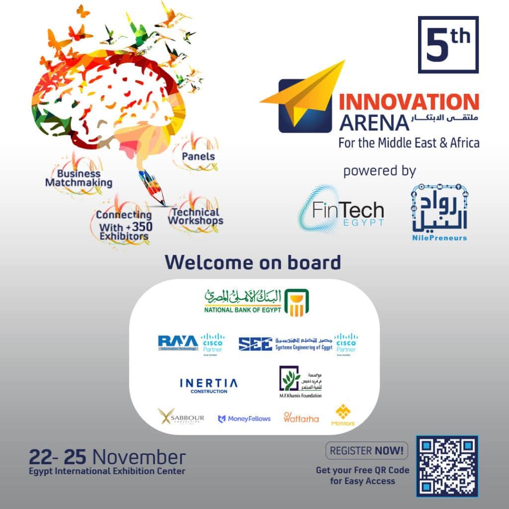 NilePreneurs participates in Cairo ICT 2020